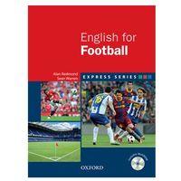 Express Series: English for Football, oprawa broszurowa
