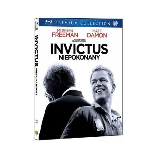 Clint eastwood Invictus - niepokonany premium collection (bd) (7321996262788)