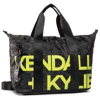 Torba KENDALL + KYLIE - KK-HBKK-220-0015-80 Black Camo