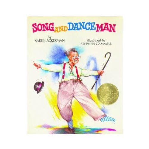 Song & Dance Man, oprawa twarda