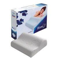 Dr sapporo poduszka ortopedyczna / do spania na plecach blues