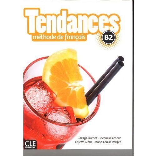 Tendances B2 Methode de francais + DVD (2017)