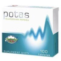 Tabletki POTAS 100tabl