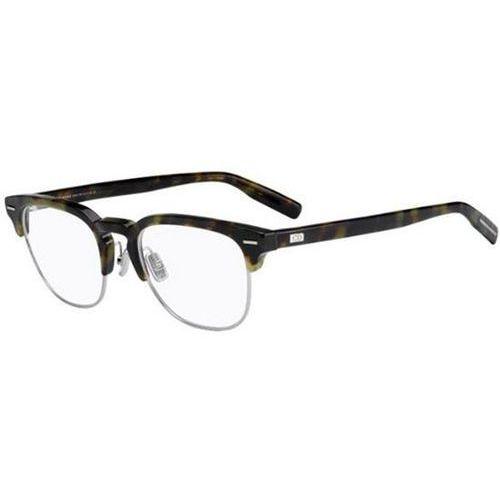 Dior Okulary korekcyjne black tie 222 snk