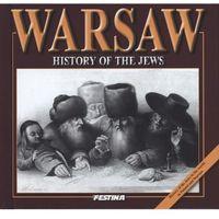 Warsaww. History of the jews. Warszawa. Historia Żydów (wersja angielska), Rafał Jabłoński