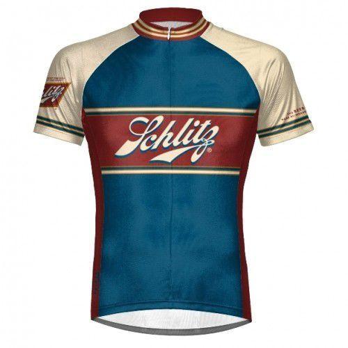 Koszulka rowerowa PRIMAL - SCHLITZ vintage