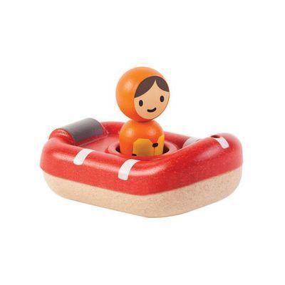 Łodzie i statki Plan Toys