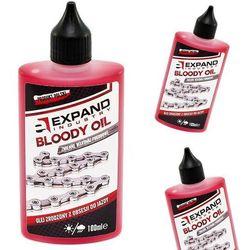 Olej do łańcucha chain bloody na zmienne warunki 100 ml marki Expand