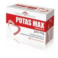 Tabletki DOMOWA APTECZKA POTAS MAX 300mg x 50 tabletek