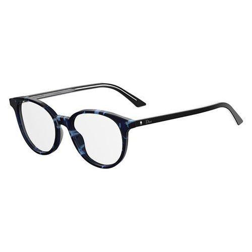 Dior Okulary korekcyjne montaigne 47 jbw
