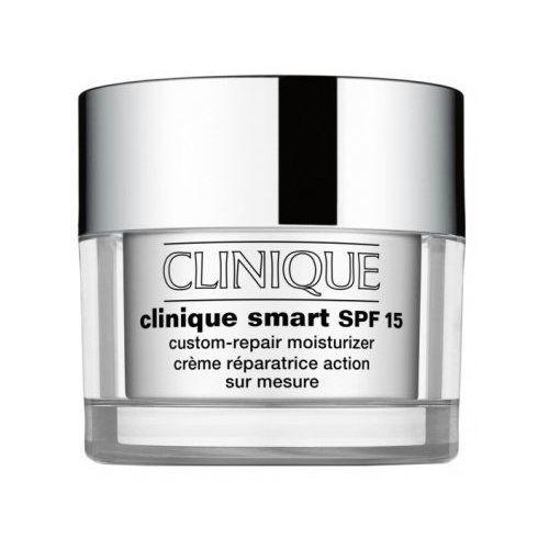 Clinique smart custom-repair moisturizer spf15 (w) krem nawilżający do cery tłustej i mieszanej 50ml