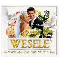 Wesele - najpopularniejsze piosenki weselne (Płyta CD) (5901571095707)