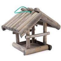 Karmnik dla ptaków 24x20x21cm T0015.S.SZ, 5907633253221