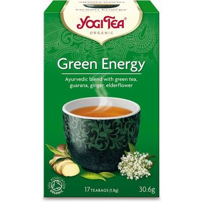 Zielona herbata YOGI TEA (herbatki) biogo.pl - tylko natura