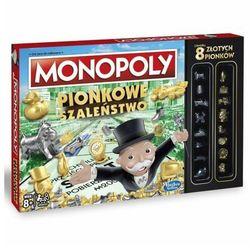 Hasbro Monopoly. pionkowe szaleństwo