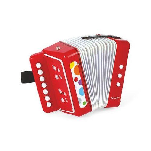 Janod  - akordeon confetti (3700217376208)