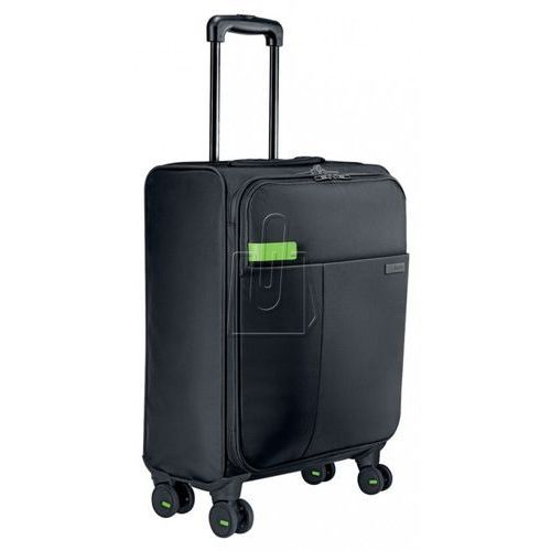 Leitz Walizka complete smart traveller na 4 kółkach - czarna