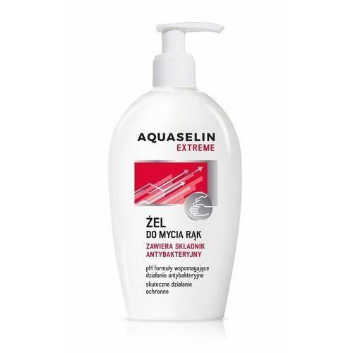 Aquaselin Aa extreme żel do mycia rąk ze środkiem antybakteryjnym 300ml - Świetny upust