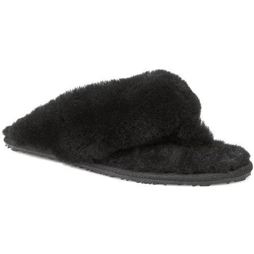 Kapcie EMU AUSTRALIA - Tova W10105 Black, kolor czarny