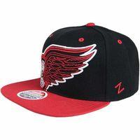 czapka z daszkiem ZEPHYR - X - Ray (RED WINGS)