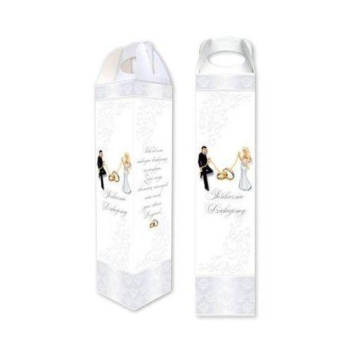 Dp Pudełko na alkohol weselny - 1 szt. (5907509918582)