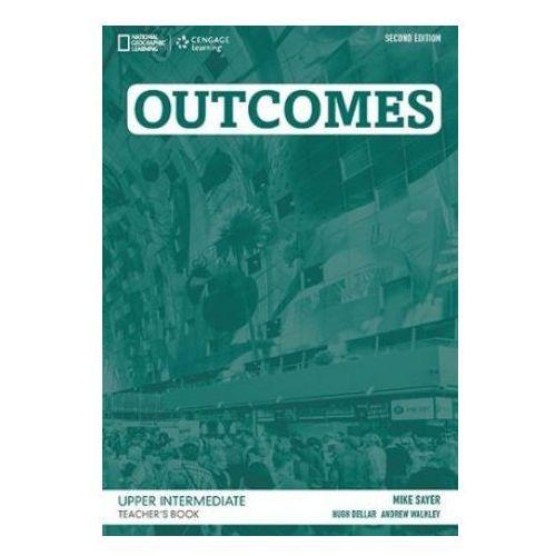 Outcomes Upper Intermediate 2nd Edition. Książka Nauczyciela + CD (2015)