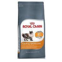 Royal canin Fcn hair&skin care 0,4 kg + 2 x bioobroża pchły kleszcze komary grevita premium- natychmiastowa wysyłka, ponad 4000 punktów odbioru!
