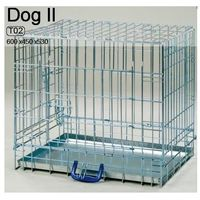 Inter-zoo dog 2 klatka metalowa dla małego psa marki Inter zoo