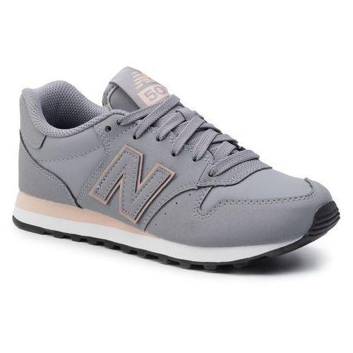 Sneakersy NEW BALANCE - GW500SMS Szary