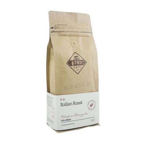 Etno cafe Kawa ziarnista italian roast 250g (5902768699913)