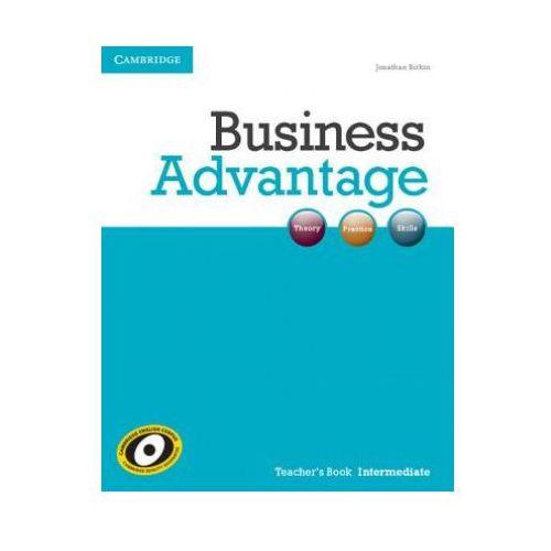 Business Advantage Intermediate Książka Nauczyciela, oprawa miękka