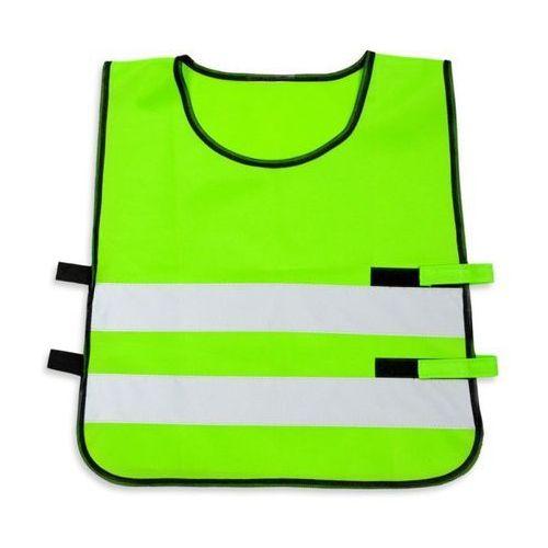 Kamizelka odblaskowa dla dzieci S 110-121cm - S \ zielony (2501234505616)