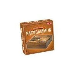 Gra Wooden Classic - Backgammon