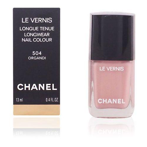 Chanel le vernis lakier do paznokci odcień 504 organdi 13 ml