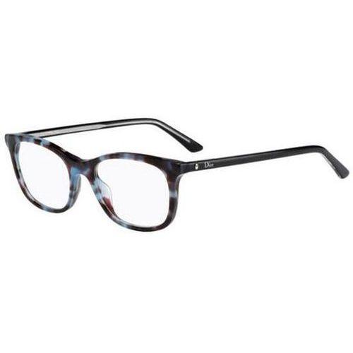 Dior Okulary korekcyjne montaigne 18 tfw