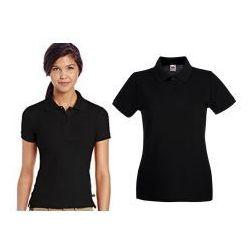 Damskie koszulki polo  Fruit of the loom Fabrik - internetowy sklep z odzieżą.
