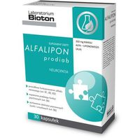 Alfalipon Prodiab Neuropatia kaps. - 30 kaps. (5903792661365)