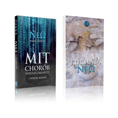 """Książka """"NEO Mit+Kuchnia 2 pack"""""""