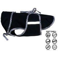 dw70 derka dla psa czarna softshell rozm. 0-xxl końcówka kolekcji marki Grande finale