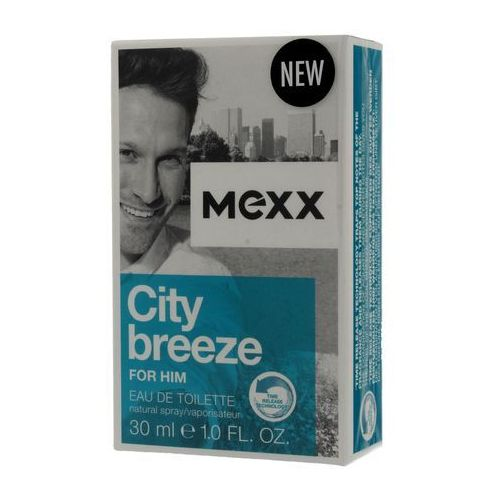 Mexx City Breeze Men 30ml EdT - Znakomita przecena