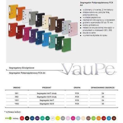 Segregatory VAUPE TEN InBook.pl