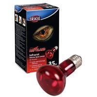 Żarówka czerwona infrared heat spot lamp 35 - 100w marki Trixie