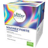VITTER PURE Magnez Forte z witaminami 118,8g/60 porcji