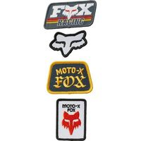naszywka FOX - Race Day Patch Pack Misc (582)