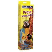 Dako-Art Proso senegalskie dla ptaków 100g