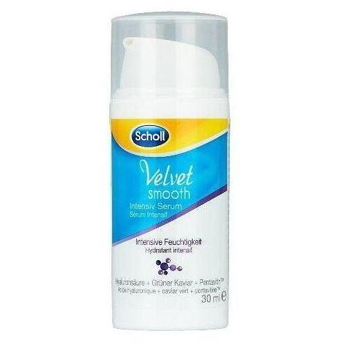Scholl velvet smooth serum intensywnie nawilżające 30ml - Ekstra rabat