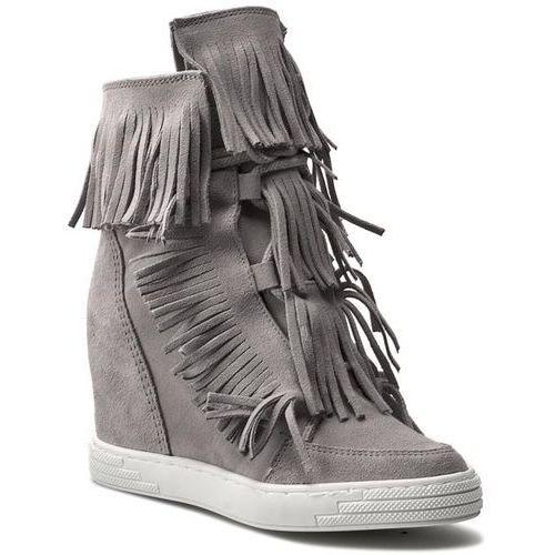 be2c51eee5553 Sneakersy R.POLAŃSKI - 0818 Szary - emodi.pl moda i styl