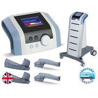 Btl industries ltd Btl-6000 lymphastim 12 topline z zestawem mankietów do sekwencyjnego masażu limfatycznego