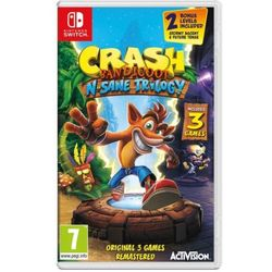 Crash Bandicoot N. Sane Trilogy Switch