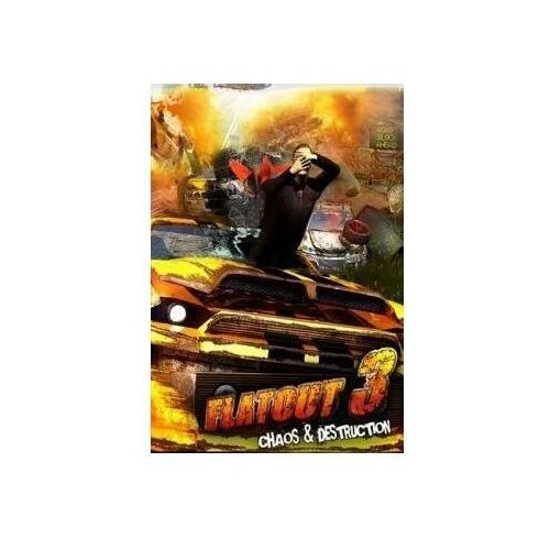 FlatOut 3 Chaos and Destruction (PC)